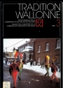 Tradition Wallonne. Volume 3, 1986. Special Issue on Carneval.