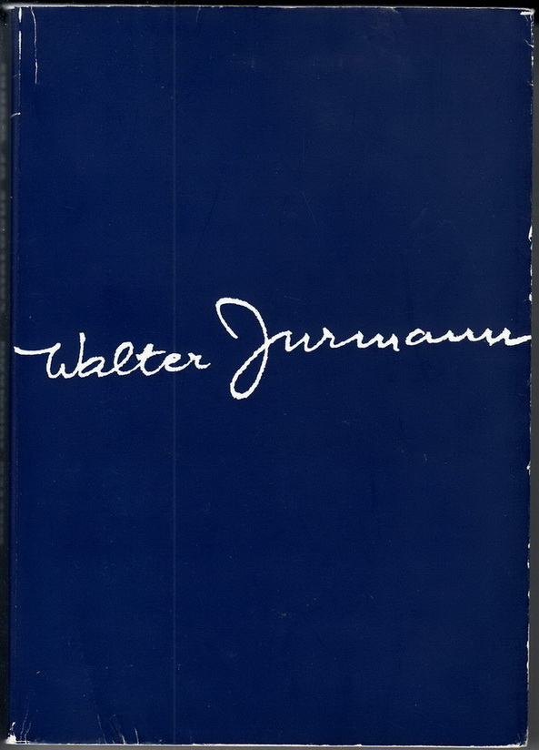 Walter Jurmann. Catalogue of Works in Cooperation with the School of the Arts, University of California Los Angeles.