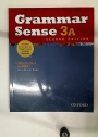 Grammar Sense 3a. Second Edition.