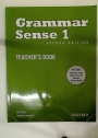 Grammar Sense 1. Teacher's Book. Second Edition.