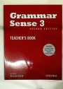 Grammar Sense 3. Teacher's Book. Second Edition.