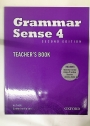 Grammar Sense 4. Teacher's Book. Second Edition.