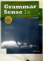 Grammar Sense 1a and 1b. Two Volume Set. Second Edition.