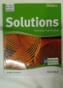 Solutions. Elementary Student's Book. Second Edition.