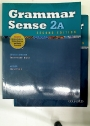 Grammar Sense 2a and 2b. Two Volume Set. Second Edition.