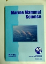 Marine Mammal Science. Volume 18, Number 1, January 2002.
