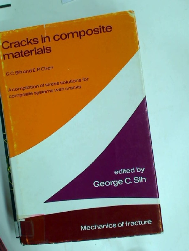 Cracks in Composite Materials: A Compilation of Stress Solutions for Composite Systems with Cracks.