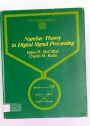Number Theory in Digital Signal Processing.