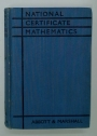 National Certificate Mathematics. Volume 2: Second Year Course.