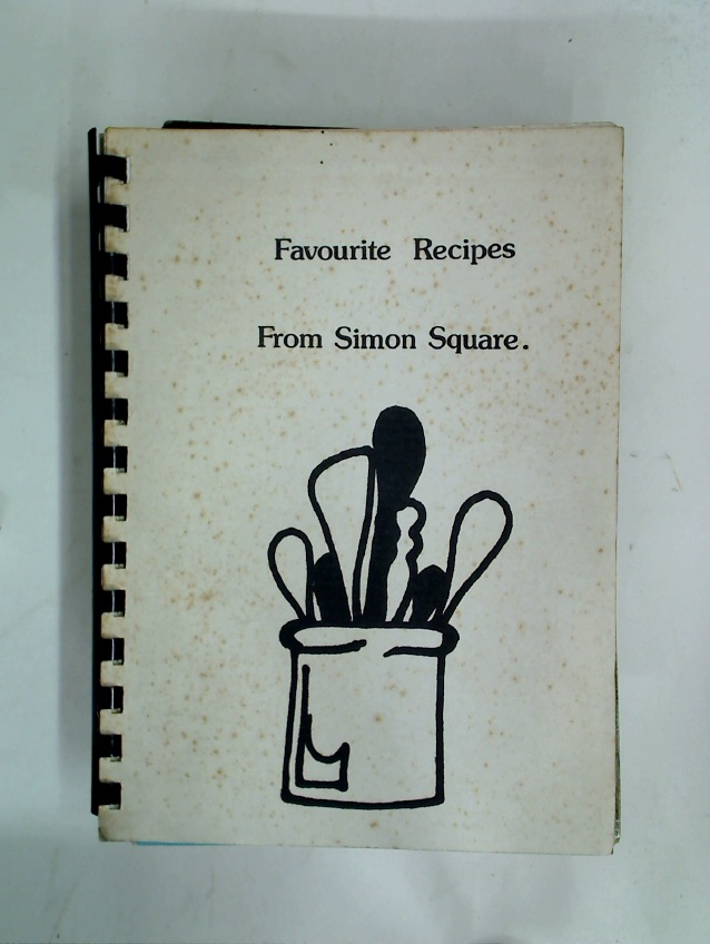 Favorite Recipes from Simon Square.
