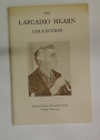 Lafcadio Hearn. A Catalogue of the Collection at the Howard-Tilton Memorial Library, Tulane University.