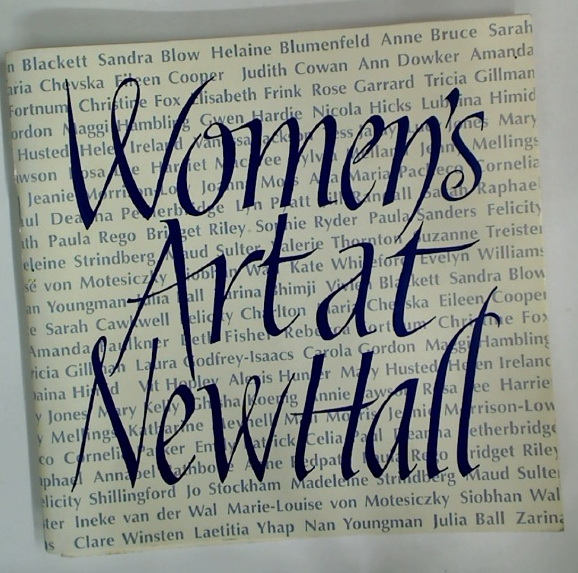 Women\'s Art at New Hall.