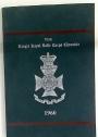 The King's Royal Rifle Corps Chronicle 1960.