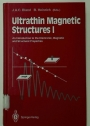 Ultrathin Magnetic Structures I. An Introduction to the Electronic, Magnetic, and Structural Properties.