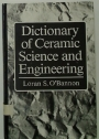 Dictionary of Ceramic Science and Engineering.