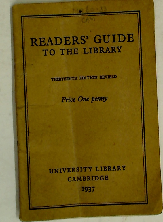 Readers\' Guide to the Library.