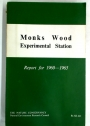 Monks Wood Experimental Station. Report for 1960 - 1965.