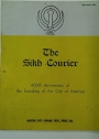 400th Anniversary of the Founding of the City of Amritsar (The Sikh Courier Volume 9 Winter 1977 - Spring 1978)