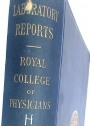 Reports from the Laboratory of the Royal College of Physicians Edinburgh. Volume 4.