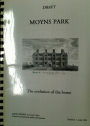 Moyns Park. The Evolution of the House.