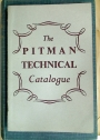 The Pitman Technical Catalogue.