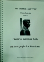 Frederick Septimus Kelly: 24 Monographs for Pianoforte.