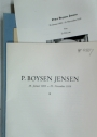 Peter Boysen Jensen 18. Januar 1883 - 21. November 1959.