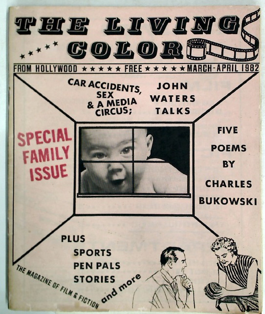 The Living Color. March April 1982.