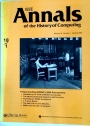 IEEE Annals of the History of Computing. Volume 18, Number 1. Special Issue: ENIAC.