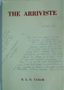 The Arriviste: The Origins and Evolution of the 'Arriviste' in the 19th Century French Novel.