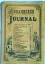 Chambers's Journal, Fourth Series. Part 70: October 30, 1869.