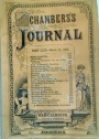 Chambers's Journal, Fourth Series. Part 63: March 31, 1869.