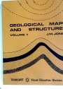 Geological Maps and Structures. Volume 1 & 2.