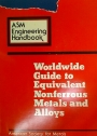 Worldwide Guide to Equivalent Nonferrous Metals and Alloys.