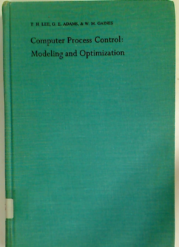Computer Process Control. Modeling and Optimization.