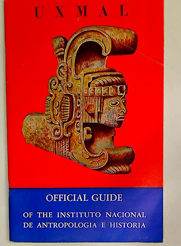 Uxmal. Official Guide.