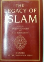 The Legacy of Islam. Second Edition.