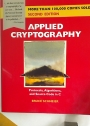 Applied Cryptography. Protocols, Algorithms, and Source Code in C.
