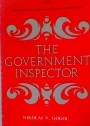 The Government Inspector.