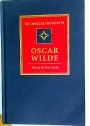 The Cambridge Companion to Oscar Wilde.