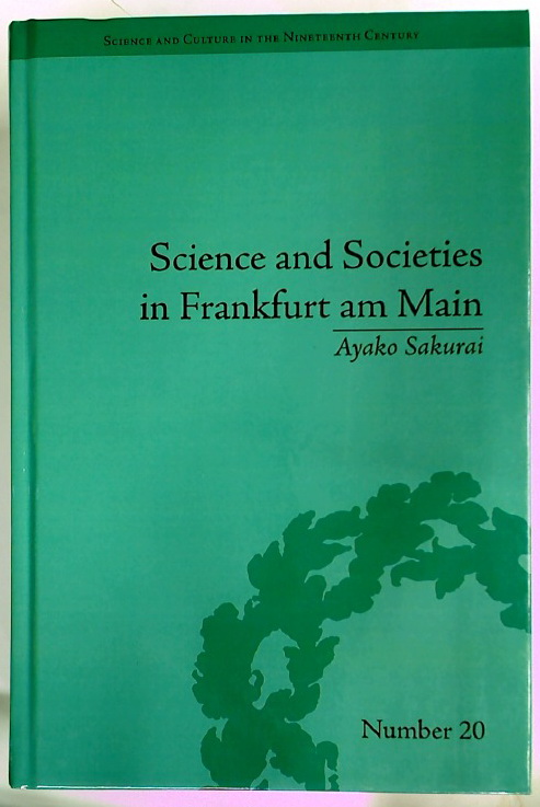 Science and Societies in Frankfurt am Main.
