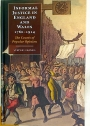 Informal Justice in England and Wales 1760 - 1914. The Courts of Popular Opinion.