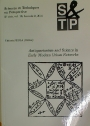 Antiquarianism and Science in Early Modern Urban Networks. STP Deuxième serie, vol. 16, fascicule 2, 2014.