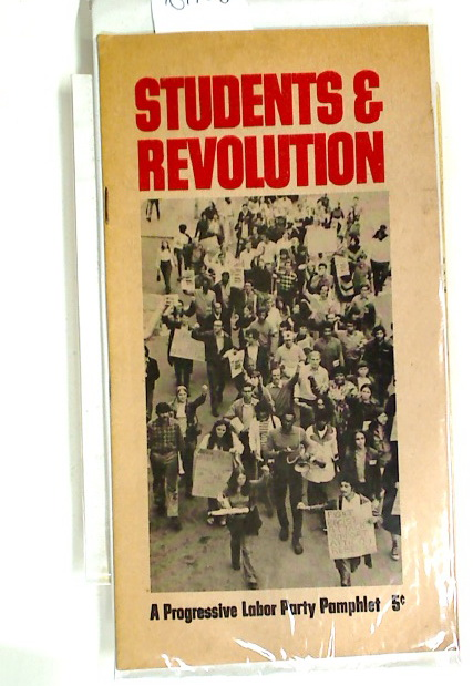 Students and Revolution.