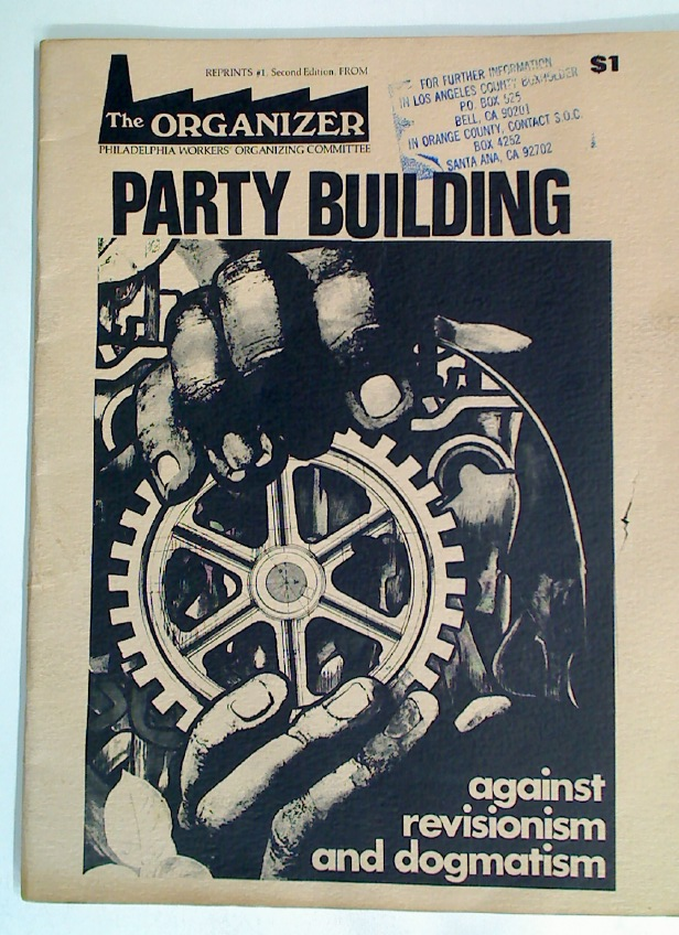 On Party Building: Against Revisionism and Dogmatism.