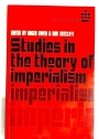 Studies in the Theory of Imperialism.
