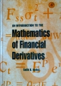 An Introduction to the Mathematics of Financial Derivatives.