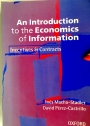 An Introduction to the Economics of Information: Incentives and Contracts.