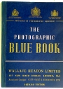The Photographic Blue Book 1959 / 1960 Edition.