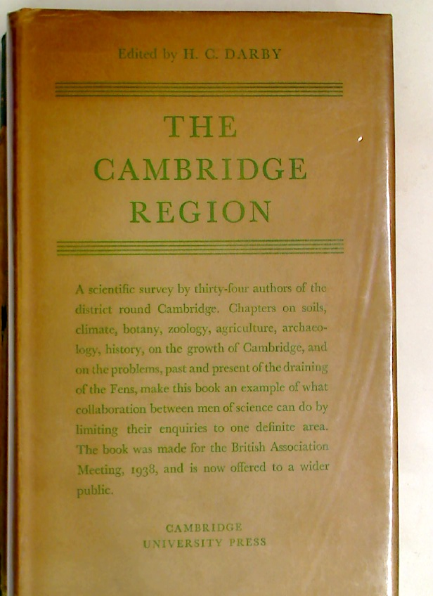 The Cambridge Region.